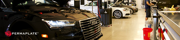 PERMAPLATE PREMIUM WINDSHIELD PROTECTION AUDI PENSACOLA FLORIDA
