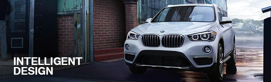 Exterior of the 2018 BMW X1 at BMW of Columbia near Lexington, SC