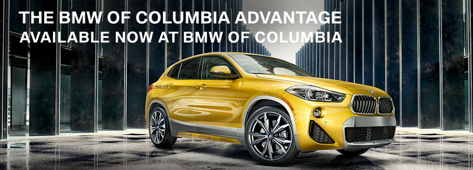 The BMW of Columbia Advantage