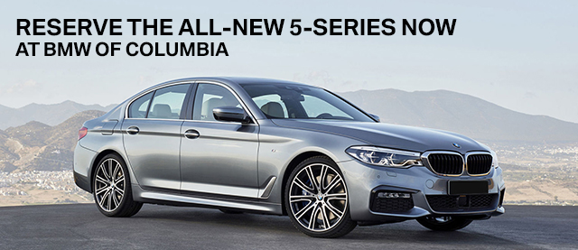 Reserve the all-new 5-serious now