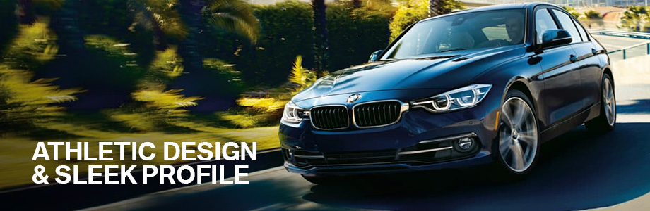 The 2018 3 Series is available at BMW of Columbia near Lexington, SC