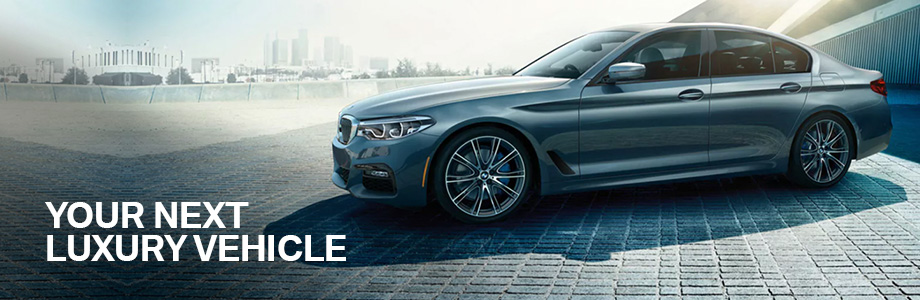 The 2018 5 Series is available at BMW of Columbia near Lexington, SC