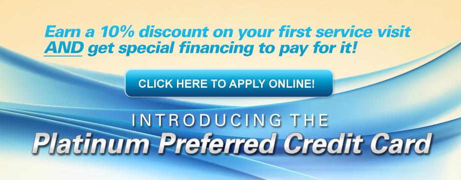 Platinum Preferred Credit Card