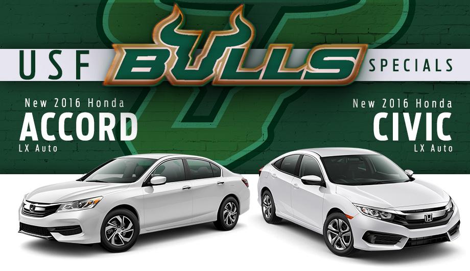 Honda Accord LX Auto &   Honda Civic LX Auto