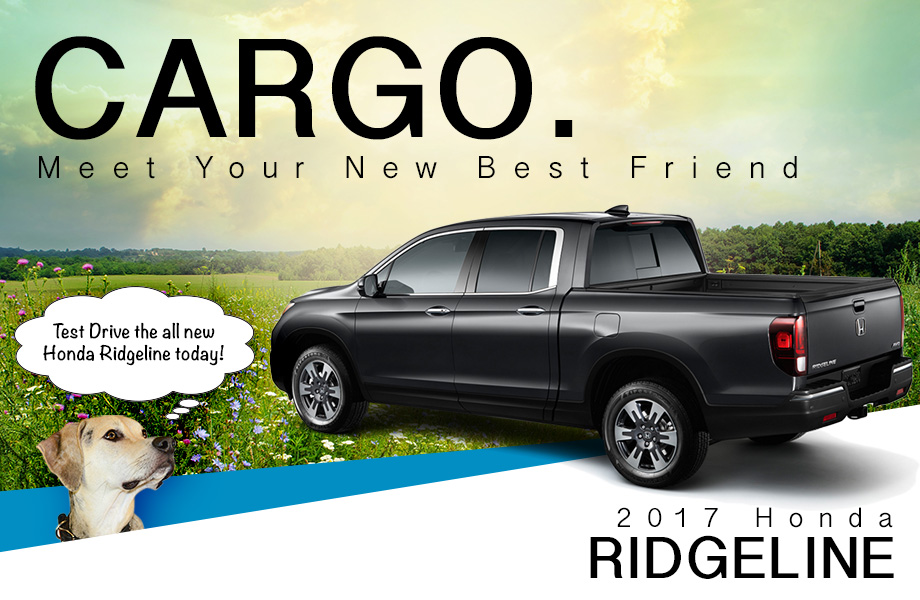 Meet the all ridgeline brandon honda in tampa for Brandon honda service hours