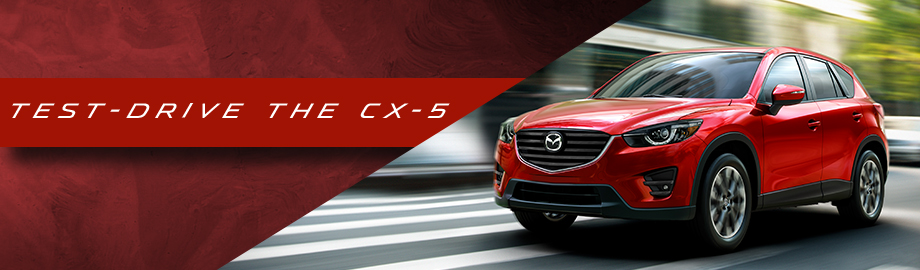 Test-Drive The CX-5