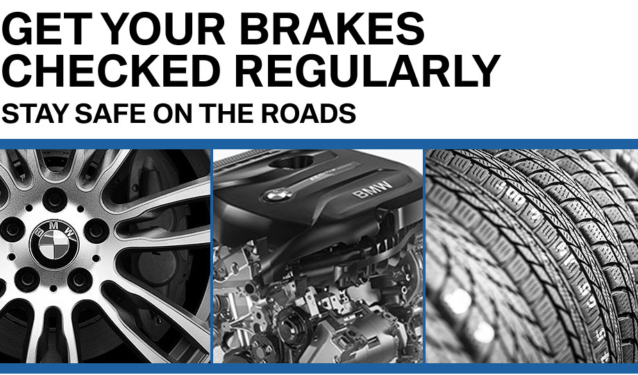 Bmw Of Sarasota Brake Check Service