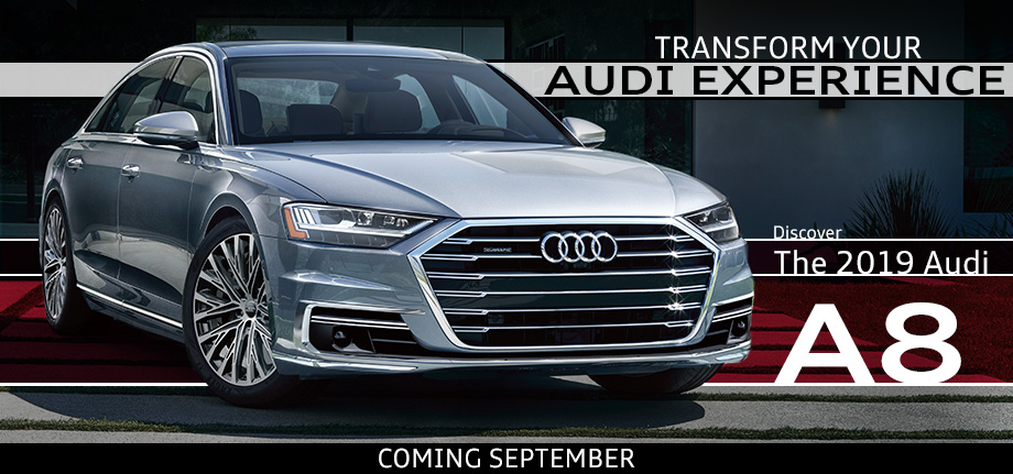 Transform Your Audi Experience