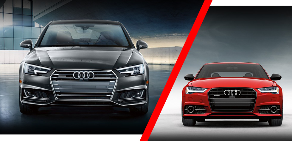 The 2018 Audi A4 and 2018 Audi A6 is available at Audi Clearwater near St. Petersburg, FL