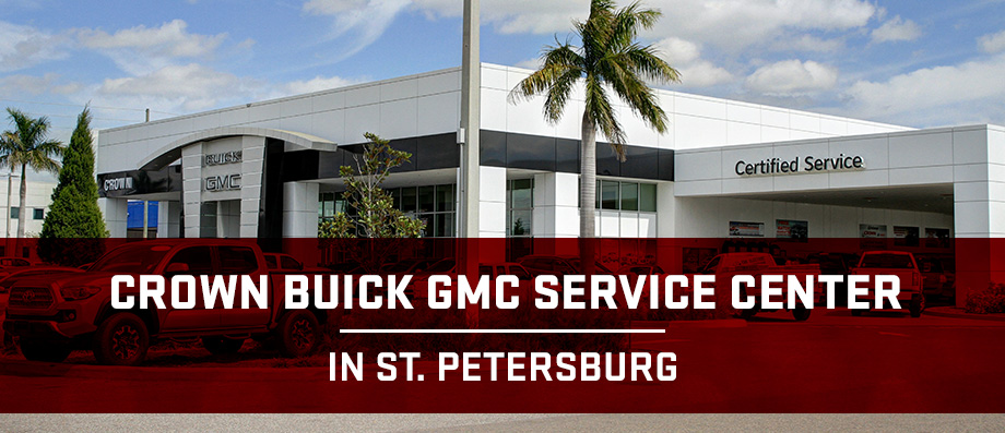crown buick gmc service center auto repair near