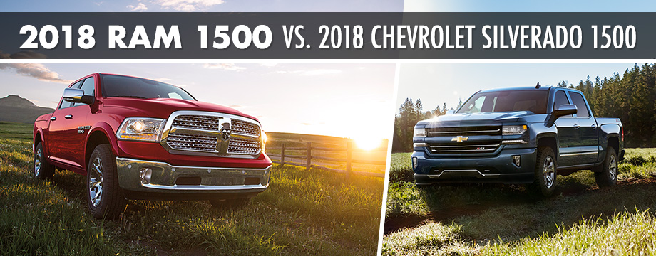 Test Drive The 2018 RAM 1500 At Crown Chrysler Dodge Jeep RAM Of Cleveland  U0026 See How It Outperforms The Chevrolet Silverado 1500