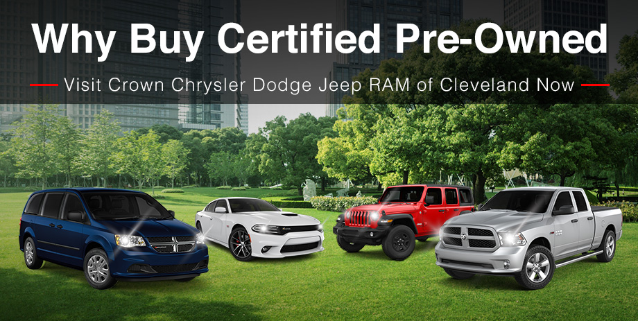 Superior Chrysler Dodge Jeep RAM Certified Pre Owned