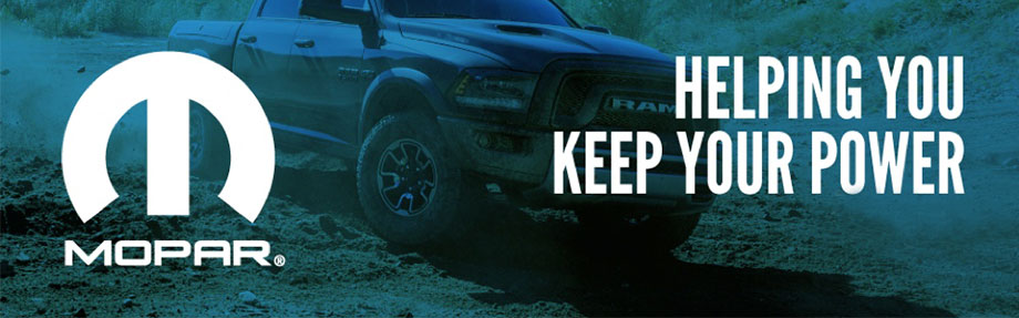 MOPAR® Helping you keep your power
