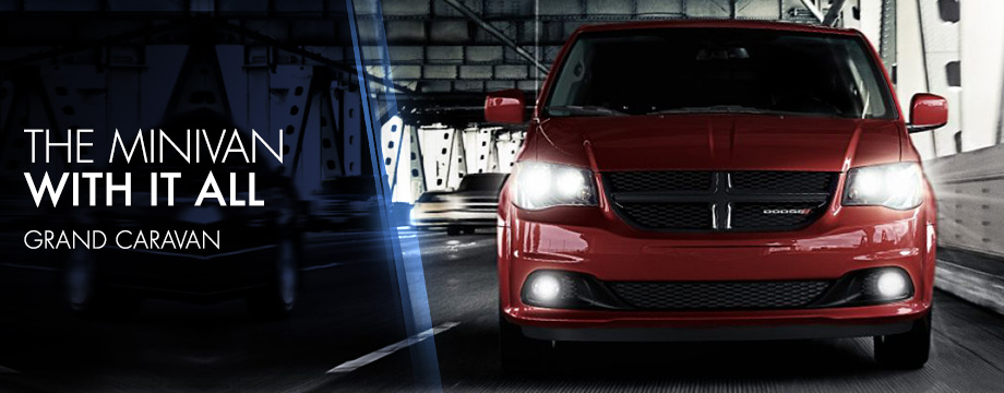 The 2017 Grand Caravan is available at Crown Chrysler Dodge Jeep Ram of Cleveland near Athens