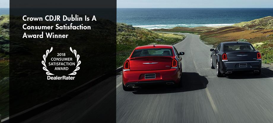 Lovely Crown Chrysler Dodge Jeep Ram   Consumer Satisfaction Award Winner