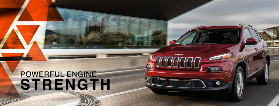 Exterior of the 2017 Cherokee at Crown Chrysler Jeep Dodge Dublin near Delaware, OH