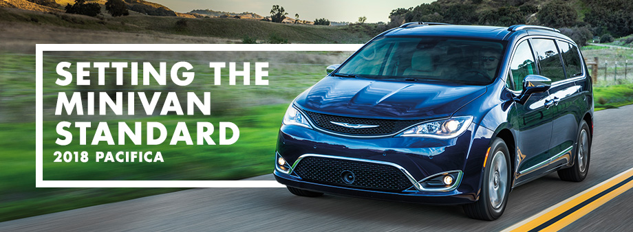 Explore The 2018 Chrysler Pacifica At Crown Dodge Jeep Ram Of Dublin Oh