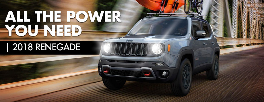 Check Out The 2018 Jeep Renegade At Crown Chrysler Dodge Jeep RAM Of  Chattanooga