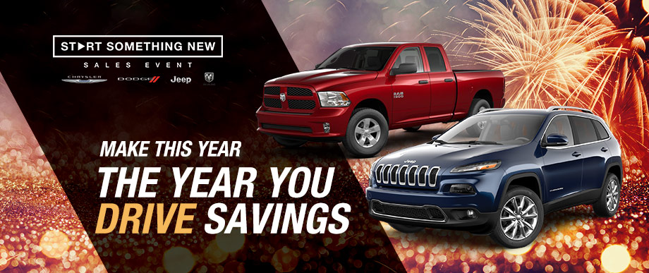 Make this year the year you drive savings