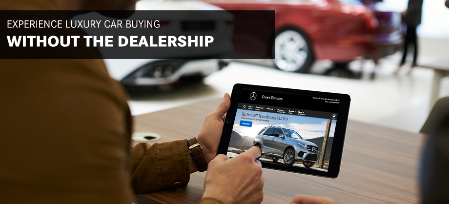 Crown Eurocars Luxury Online Shopping Mercedes-Benz BMW