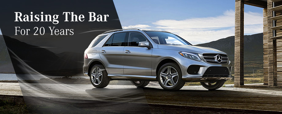 The 2018 GLE-Class is available at Crown Eurocars in St. Petersburg