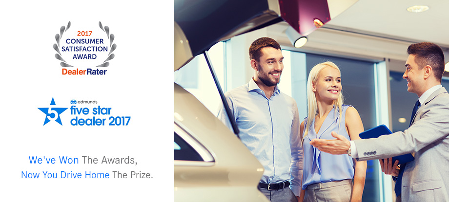 2017 Consumer Satisfaction Award | Crown Eurocars | The Better Way to Buy