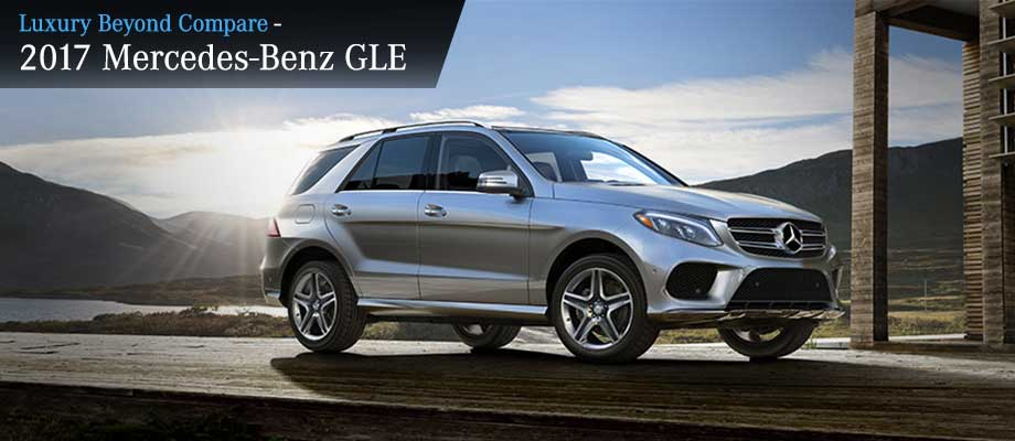 The 2017 Mercedes-Benz GLE is available at Crown Eurocars near Tampa