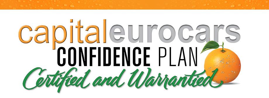 Capital Eurocars Confidence Plan