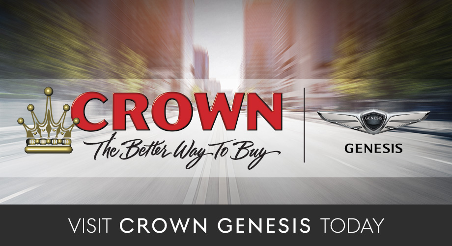 About Crown Genesis - Genesis dealership serving St. Petersburg and Clearwater