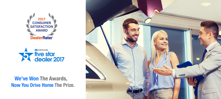 2017 Consumer Satisfaction Award | Crown Hyundai | The Better Way to Buy