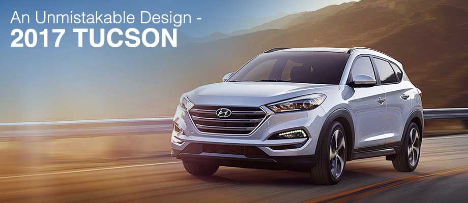 The 2017 Hyundai Tucson is available at Crown Hyundai near Clearwater