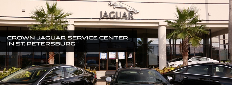 Crown Jaguar Service Center In St. Petersburg