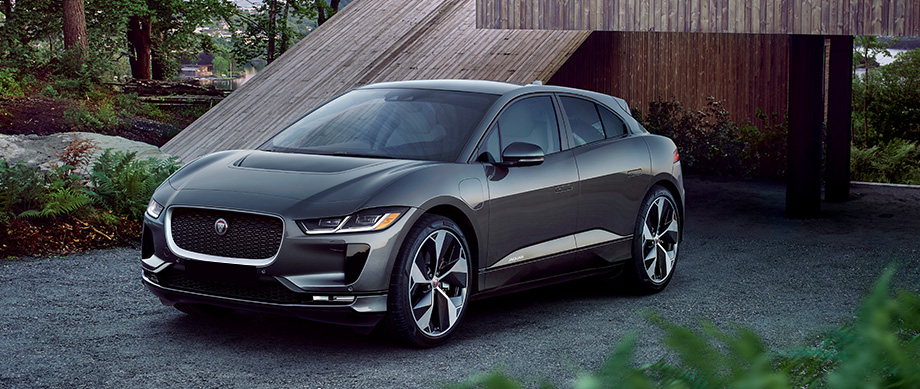 The 2019 Jaguar I-PACE is available at Crown Jaguar near Tampa FL