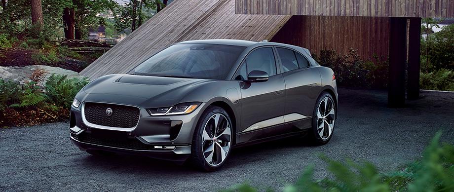 The 2019 Jaguar I PACE Is Available At Crown Jaguar Near Tampa FL