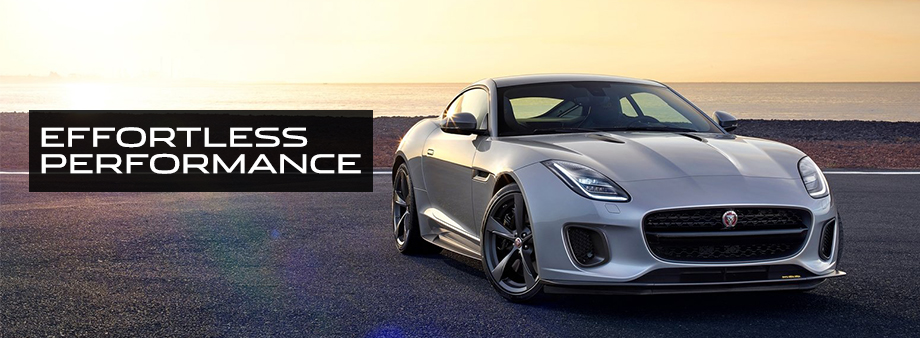 The 2018 F-TYPE is available at Crown Jaguar in St. Petersburg