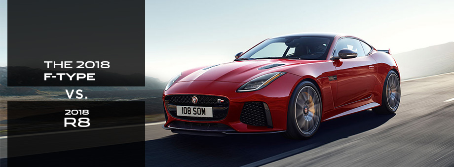 The 2018 Jaguar F-TYPE is available at Crown Jaguar in St. Petersburg, FL