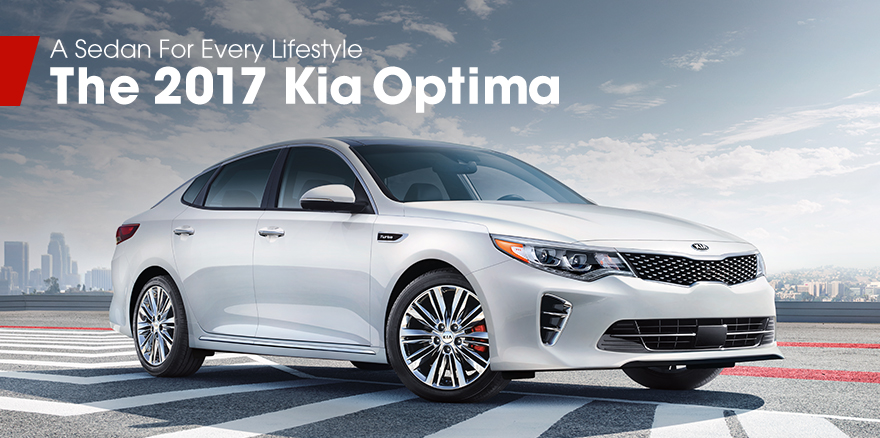 The 2017 Optima is available at Crown Kia of Dublin near Delaware