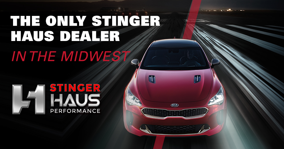 The Only Stinger Haus Dealer In The Midwest