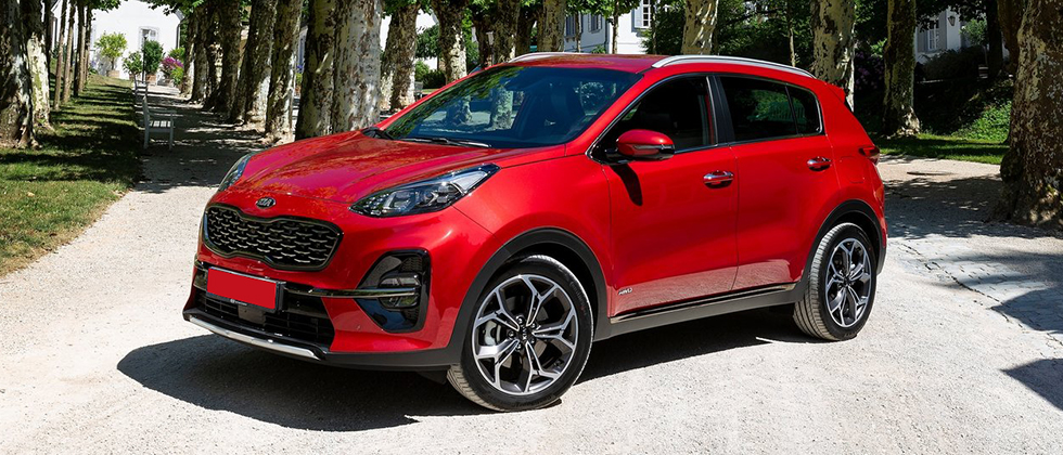 The 2019 Kia Sportage Is Available At Crown Kia Of Dublin Near Columbus, OH