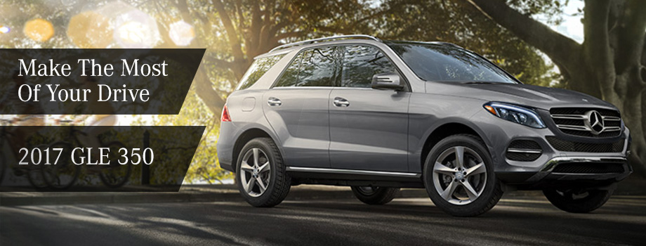 The 2017 GLE 350 is available at Crown Eurocars of Dublin near Columbus