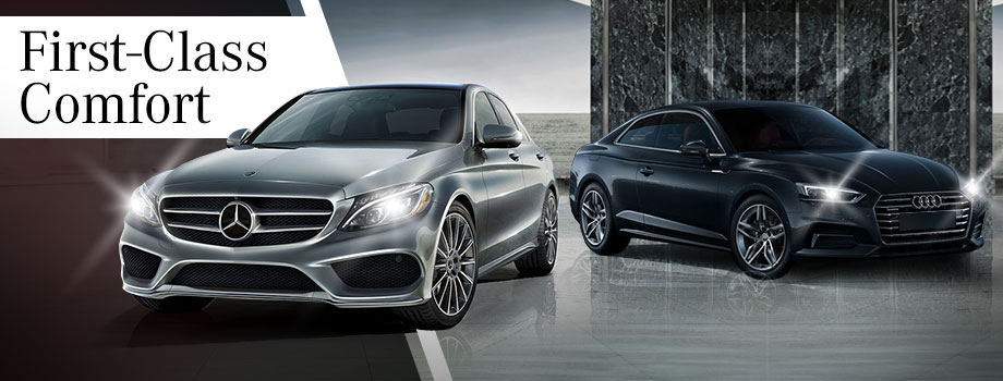 The 2017 C-Class is available at Crown Eurocars near Columbus, OH