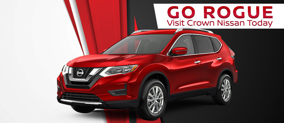 Crown Nissan is a St. Petersburg Nissan dealer and a new car and ...