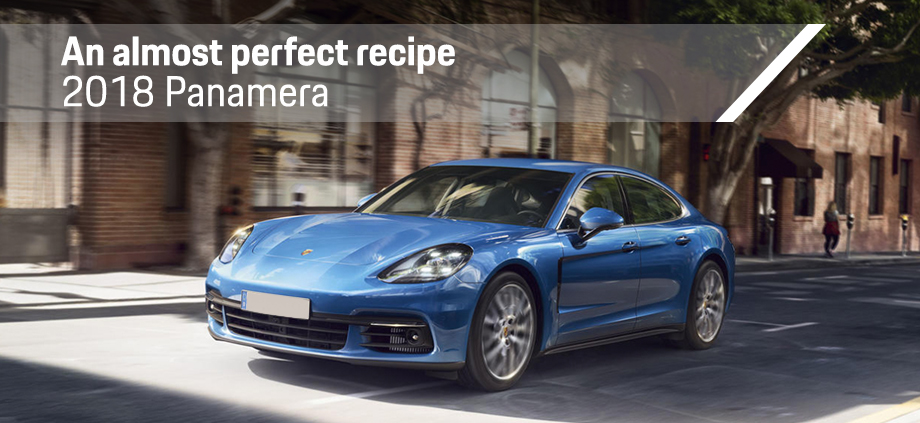 The 2018 Porsche Panamera is available at Capital Porsche in Tallahassee, FL