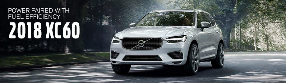 Exterior of the XC60 at Crown Volvo Cars near St. Petersburg