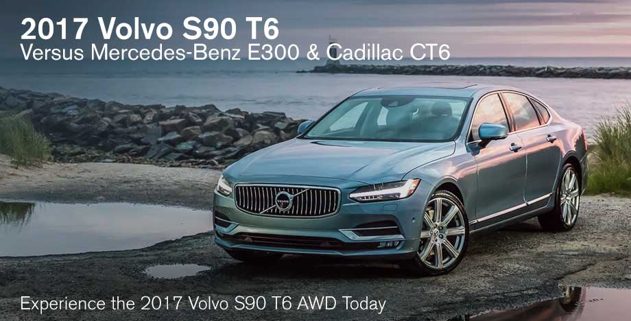 2017 Volvo S90 for sale at Crown Volvo Cars in Clearwater, FL
