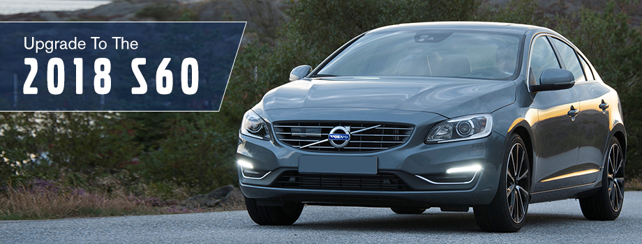 The 2018 S60 is available at Capital Volvo Cars near Panama City