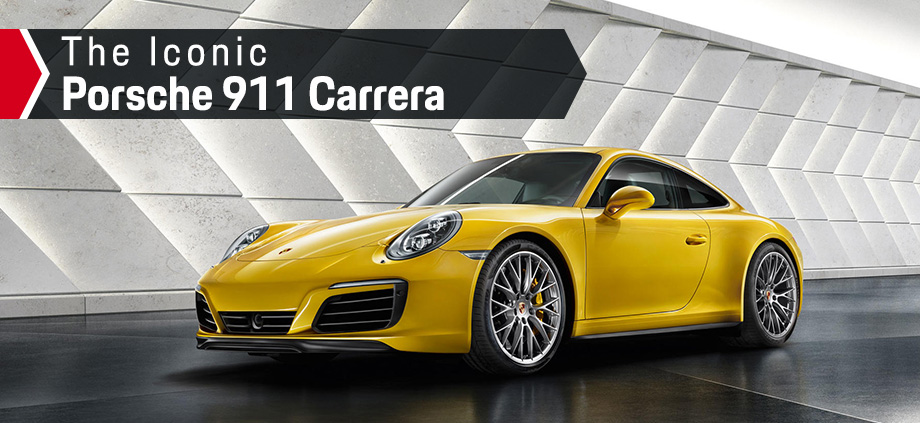 The 2018 911 Carrera is available at Capital Porsche in Tallahassee