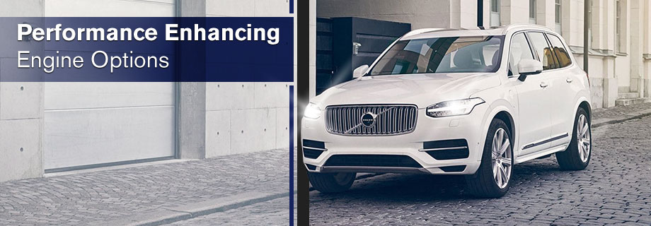 Exterior of the 2018 Volvo XC90 at Capital Volvo Cars in Tallahassee