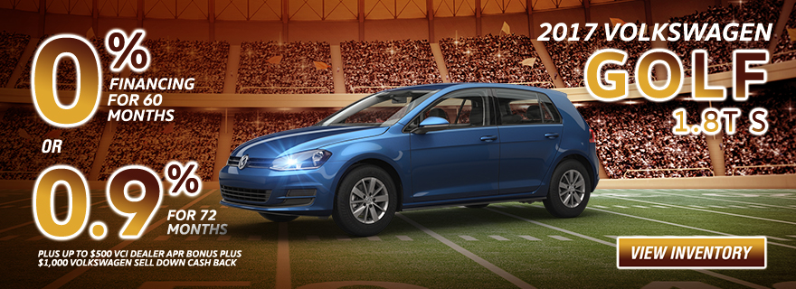 Volkswagen Start With A Win Specials | Fremont Motor Company