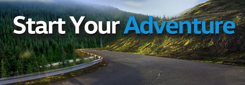 Start your adventure!
